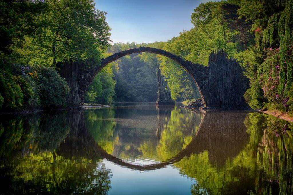 Bro over vand